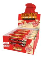 Grenade Carb Killa Protein Bar – 12×60 Gram, Salty Peanut