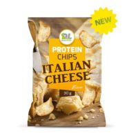 Daily Life Protein Chips – 30 Gram, Italian Cheese
