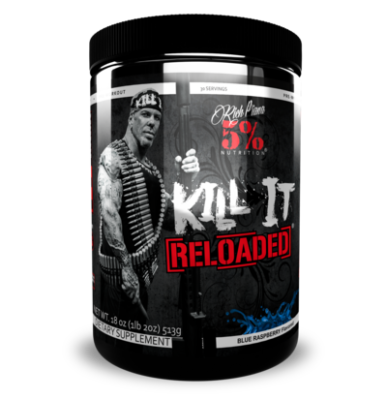 5% Nutrition Kill It Reloaded 30 Servings