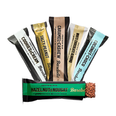 Barebells Protein Bar 12x55 Gram Mix Smaken