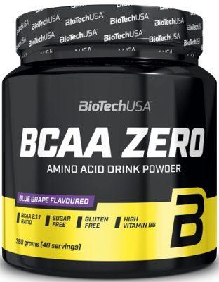 Biotech USA BCAA Zero 360 Gram Blue grape
