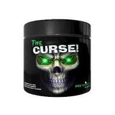 Cobra Labs the curse Pre Workout 250 Gram