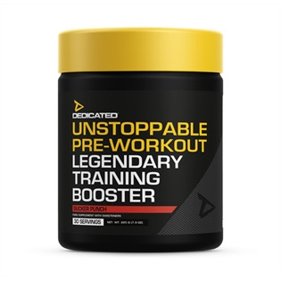 Dedicated Nutrition Unstoppable 225 Gram