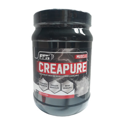 Fast forward nutrition creapure muscle 500g