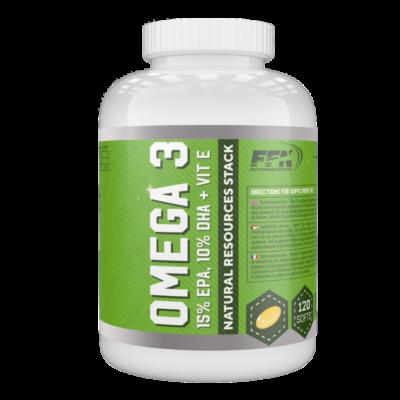 Fast Forward Nutrition Omega 3 120 Gelcaps