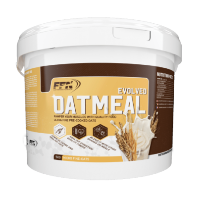 Fast Forward Nutrition oatmeal