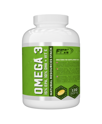 Fast Forward Nutrition omega 3 natural resources