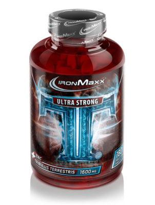 Ironmaxx TT Ultra Strong Testobooster 180 Tabletten