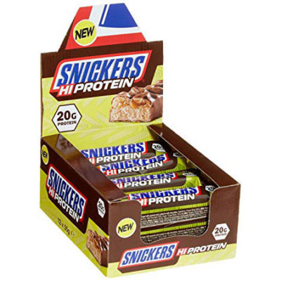 Mars snickers high protein bar 12x55g