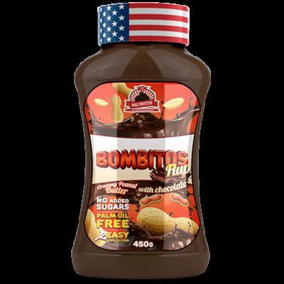 Max Protein Bombitos Saus 450 Gram