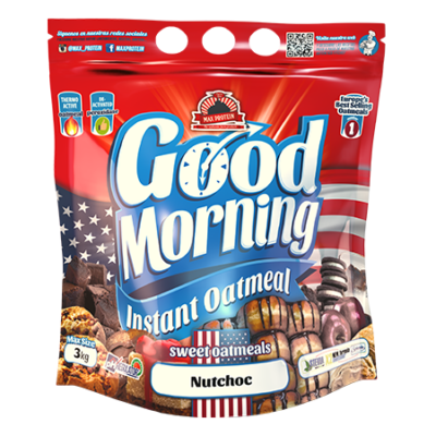 Max Protein Good Morning Oatmeal 3K Nutchoc
