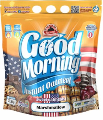 Max Protein oatmeal 3000 gram