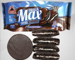 Max Protein Oreo Protein Cookies Black Choc 12×100 Gram