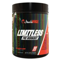 Muscle Rage Pre Workout Limitless