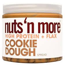Nuts-n-More Peanut Butter 454 Gram Cookie Dough