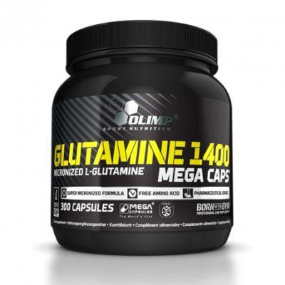 Olimp Glutamine Mega Caps 300 Caps