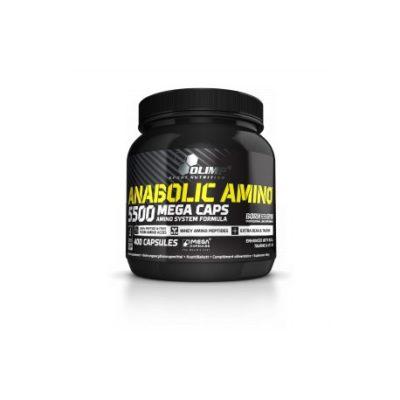 Olimp sport nutrition anabolic amino 5500 mega caps