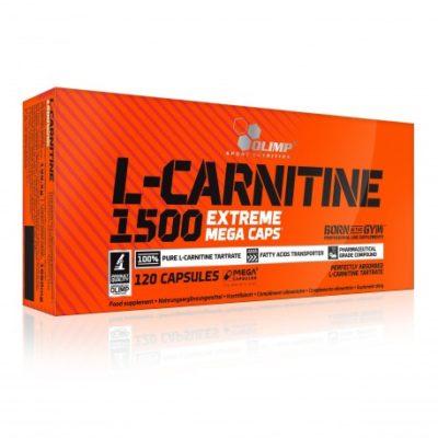 Olimp-sport nutrition l-carnitine 1500 mega caps