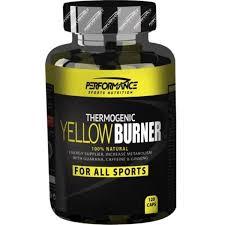Performance Nutrition Yellow Burner Vetverbrander 120 Caps
