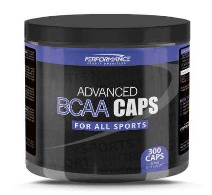 Performance Nutrition bcaa 300 caps