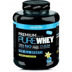 Performance Nutrition premium pure whey vanille 1800 gram