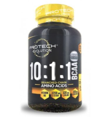 Protech Evolution BCAA 10-1-1 120 Tabs