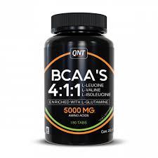 QNT BCAA 180 Tabs