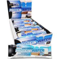 QNT Protein Wafer Bar12x35 Gram – 12 X 35 Gram, Vanille