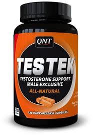 QNT Testek Testobooster 120 Caps