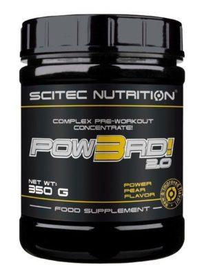 Scitec Pow3red 350 Gram