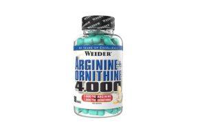 Weider Arginine Ornithine 4000 180 Caps