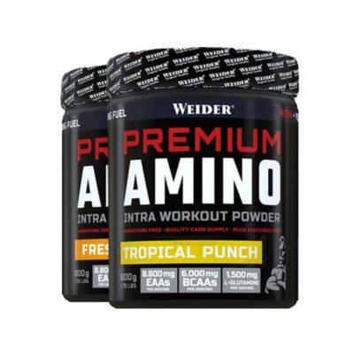 Weider Premium Amino 800 Gram Tropical Punch