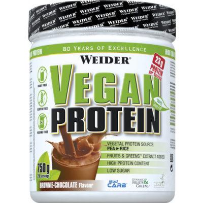 Weider Vegan Protein Choco 750 Gram