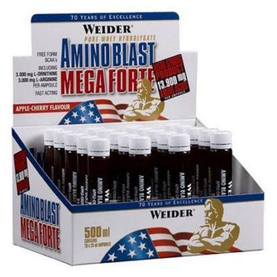 Weider amino blast mega forte