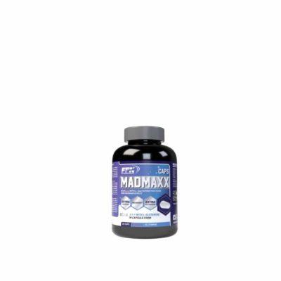 Fast Forward Nutrition BCAA MadMaxx 4 1 1 Glutamine 120 Caps