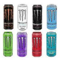 Monster Energydrink Zero