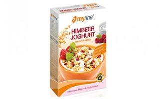 MyLine Muesli 500g Frambozen Yoghurt