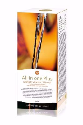 Nataos All In One Plus Multi Vitaminen 480 ML