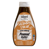 The Skinny Food Co Skinny Syrup – 425 ML, Peanut-Butter