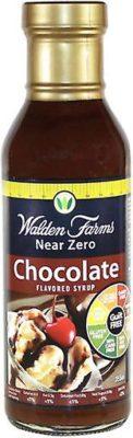 Waldenfarm Near Zero Syrup Chocolate 355 ML