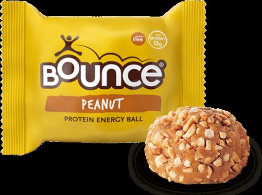 Bounce Protein Energy Balls 45 Gram Peanut
