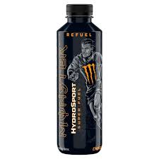 Monster HydroSport 650 ML Charge Orange First