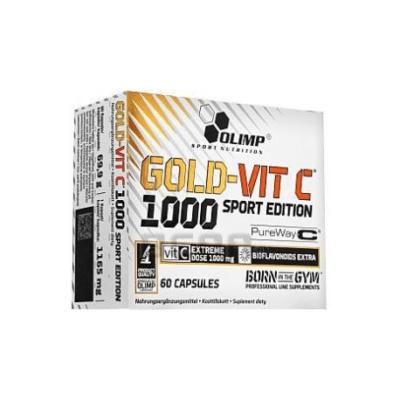 Olimp Gold Vit C 1000 Sport Edition 60 Caps