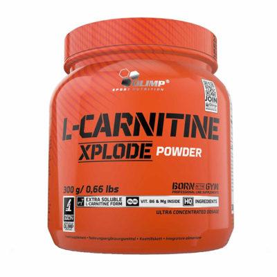 Olimp L Carnitine Xplode Powder 300 Gram Orange Ok