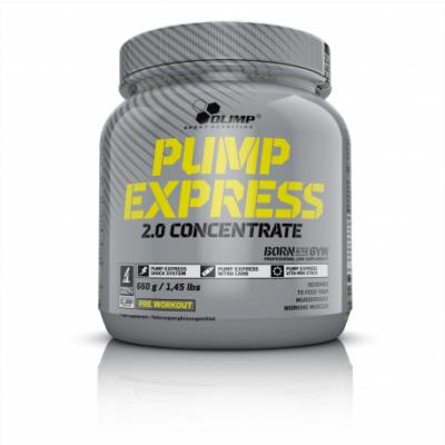 Olimp Pump Express 2.0 Concentrate 660 Gram Orange