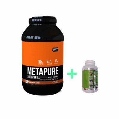 QNT Metapure FFN Burn Fat Featured