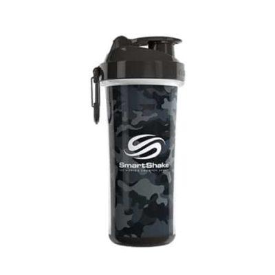 Smart Shake Double Wall 750 ML Camo Grey