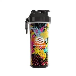 Smart Shake Double Wall 750 ML Jungle Graffiti