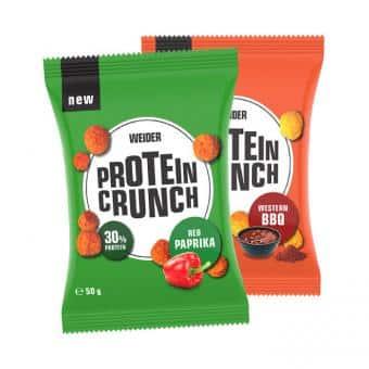 Weider Protein Crunch 50 Gram Paprika BBQ
