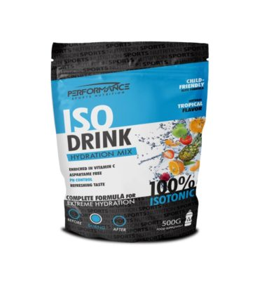 Performance Iso Drink 500 Gram Tropical